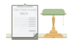 Step 2 Factors Place Bids