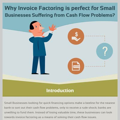 Factoring Helps Small Business Cash Flow Problems